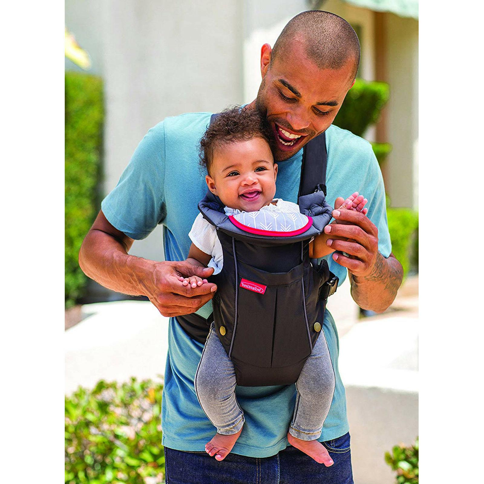 Infant Carrier Newborn Compact Backpack