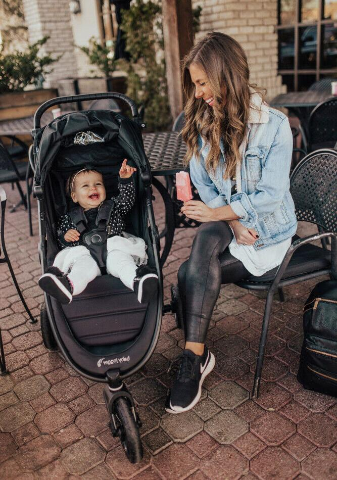 Baby Jogger Mini GT2 w/ Car