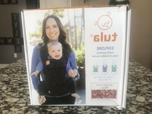 Tula Explore Multi-Position & Toddler Pink 0-48Months