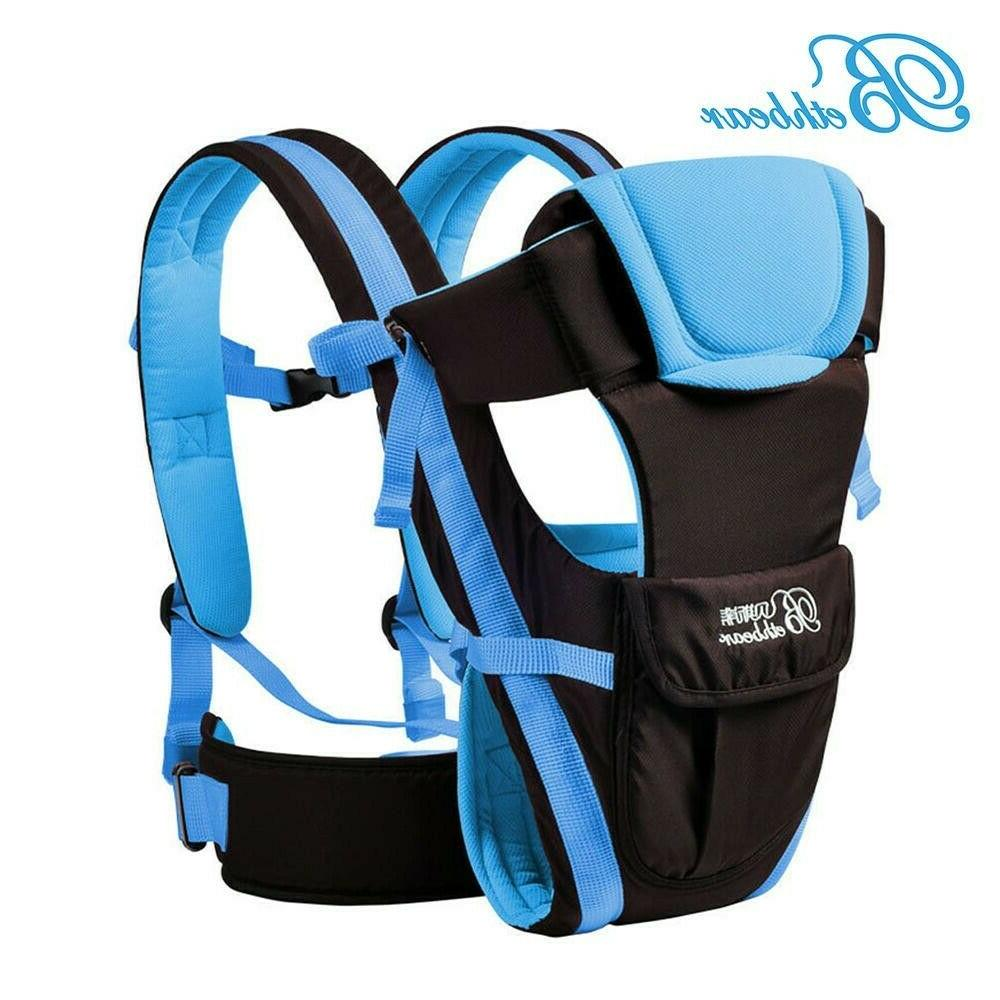 multipurpose baby carrier adjustable buckle mesh wrap