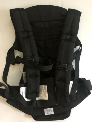 NEW Ergobaby Cool Air Mesh OMNI 360 Baby Black 7-45LBS