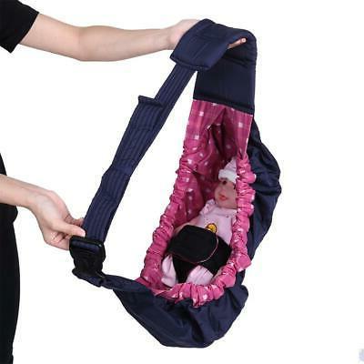 Newborn Sling Wrap Carrier Facing