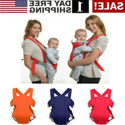 newborn baby carrier sling rider backpack wrap