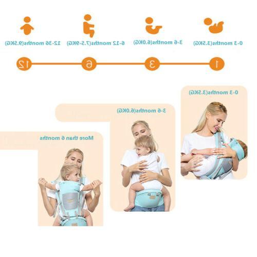 Newborn Carrier Breathable Ergonomic Sling