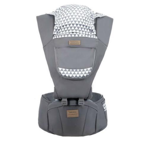 Newborn Infant Breathable Ergonomic Adjustable Sling Backpack