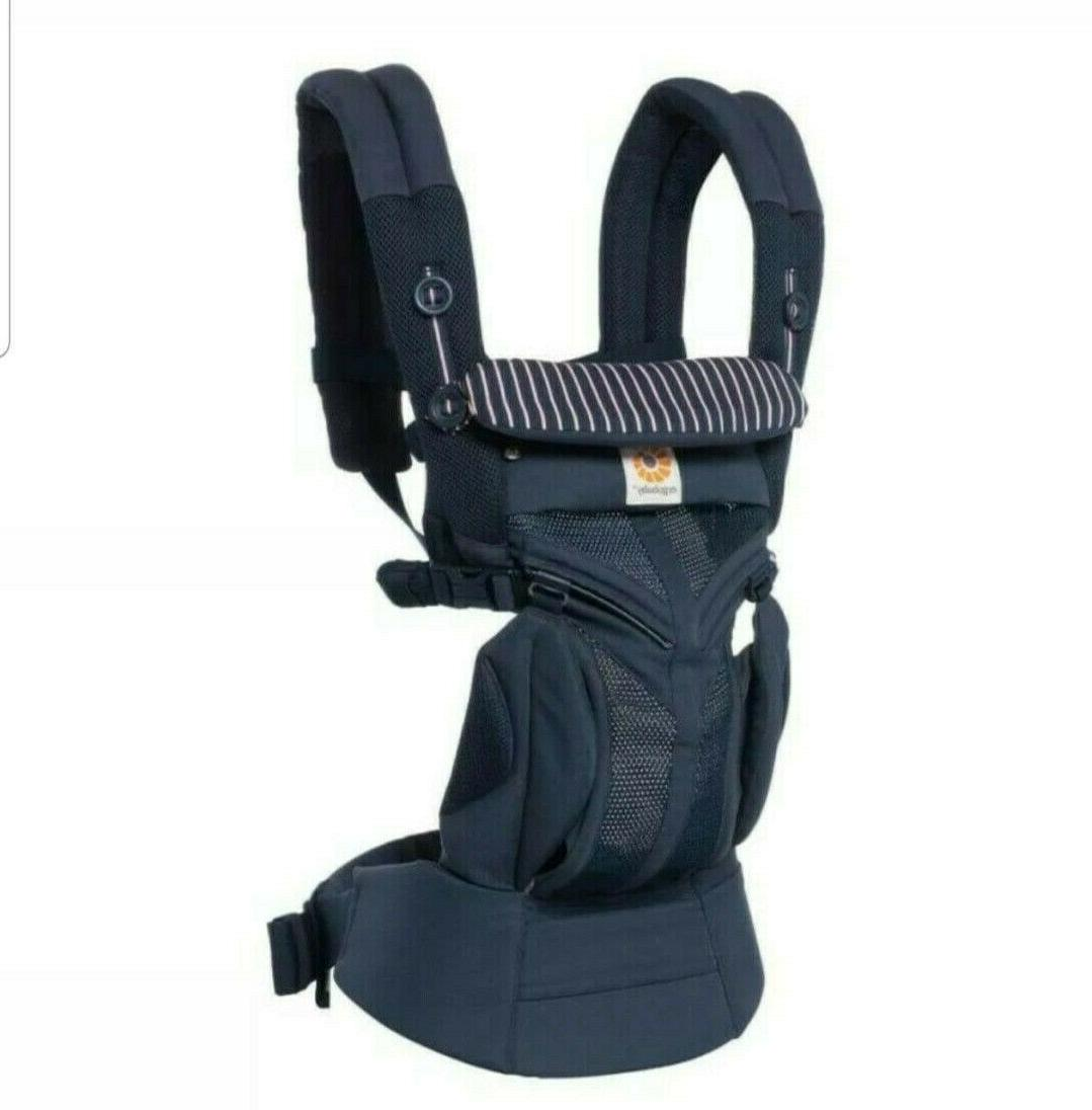 ERGOBABY Air Mesh All-in-one. New in box with MUST