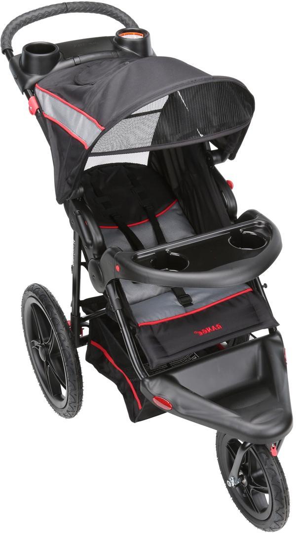 Baby Trend Range Jogging Stroller, Millennium, Adjustable Ca