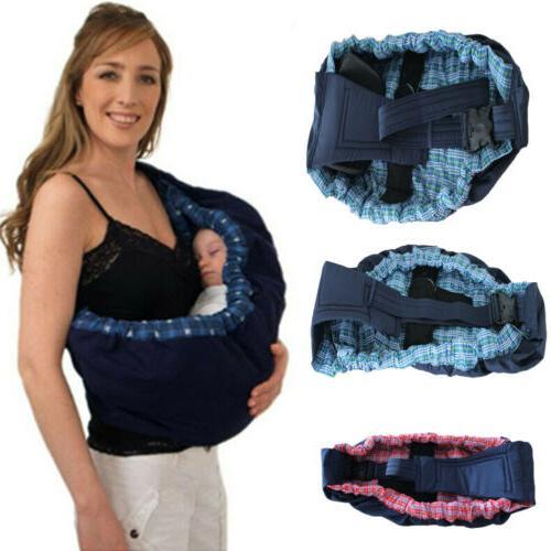 USA Newborn Baby Sling Carrier Ring Wrap Adjustable Nursing