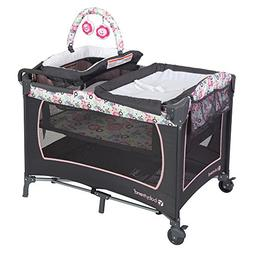 Baby Trend Lil Snooze Deluxe Nursery Center, Flora