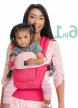 LILLEbaby COMPLETE Embossed Luxe SIX-Position 360° Ergonomi