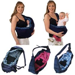 New Baby Infant Newborn Adjustable Carrier Sling Wrap Rider