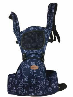 Aiebao New Design Baby Child Carrier Sling Holder Safari Pri