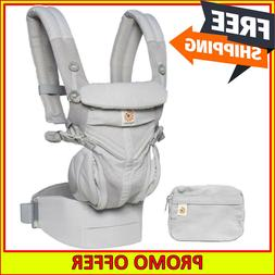NEW Ergo OMNI 360 Baby Carrier All-In-One Cool Air Mesh - Gr