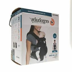Ergobaby Omni 360 Cool Air Mesh All-in-One Ergonomic Baby Ca