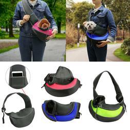 Pet Puppy Dog Cat Carrier Comfort Travel Tote Shoulder Bag S