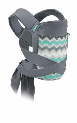 sash wrap and tie baby carrier