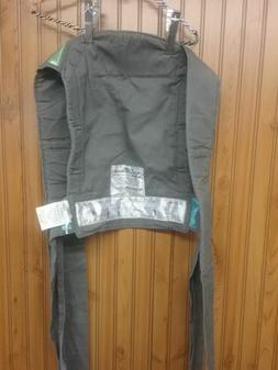Infantino Sash Wrap and Tie, Baby Carrier Blue and grey azte