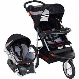Stroller Jogger Expedition Travel Car Seat Carrier Combo Lar