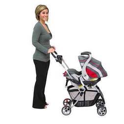 Baby Trend Stroller Snap N Go EX Universal Infant Car Seat C