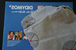 DIDYMOS Woven Wrap Baby Carrier Labyrinth , Size 2